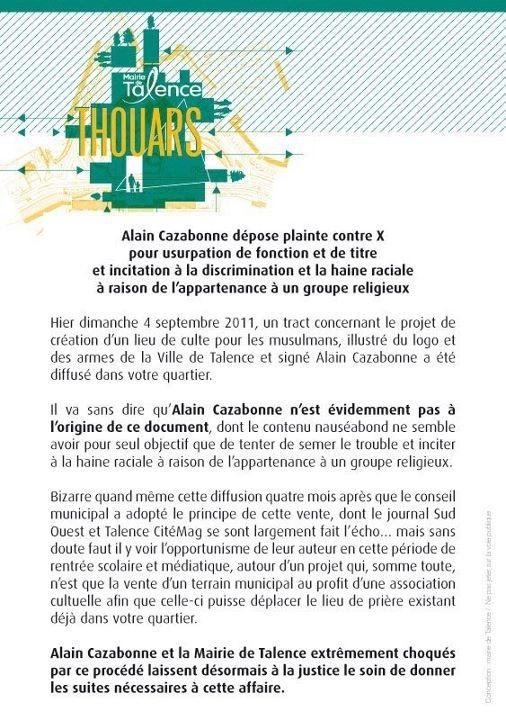 mosquee-talence-lettre-depot-plainte