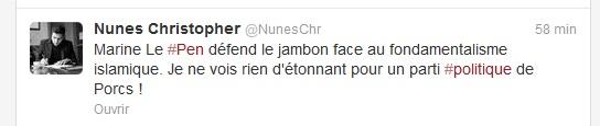 Christopher Nunes