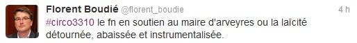 Florent Boudié