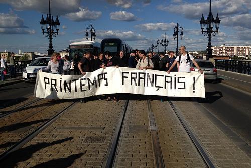 Printemps Français Bordeaux