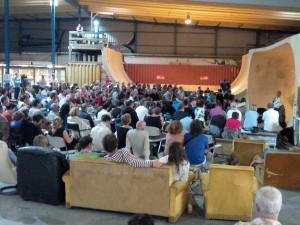 Ateliers constituants à Bordeaux, 21 août 2014